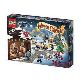 LEGO City 60024 Adventskalender 2013