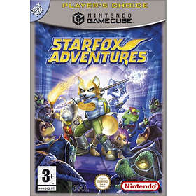 Star Fox Adventures (GC)