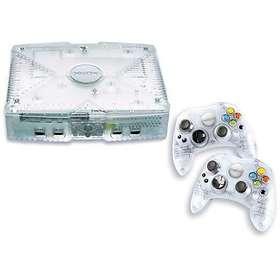 Microsoft Xbox - Crystal Edition