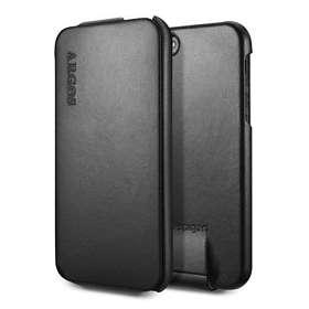 brand new 1e697 d85c3 Spigen Leather Case Argos for iPhone 5/5s/SE Best Price   Compare ...