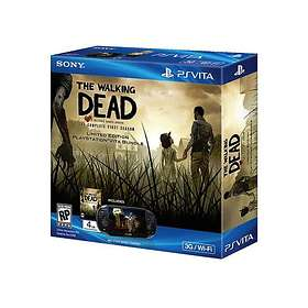 Sony PlayStation Vita (incl. The Walking Dead)