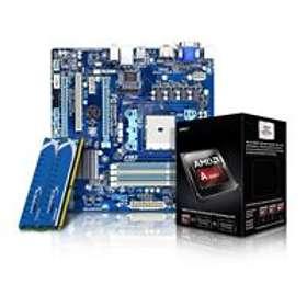 Komplett Uppgraderingspaket - 3,3GHz QC 8GB