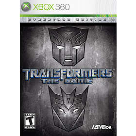 Transformers: The Game - Cybertron Edition