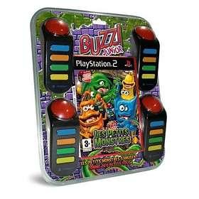 Buzz! Junior: Monster Rumble (incl. Buzzers)