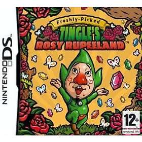 Freshly Picked: Tingle's Rosy Rupeeland (DS)