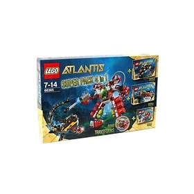 LEGO Atlantis 66365 Superpack