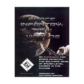 Space Infantry: New Worlds (exp.)