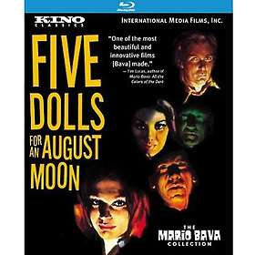 5 Dolls For an Augustmoon - Remastered Edition (US)