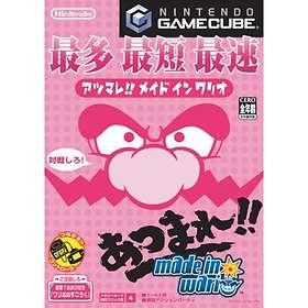 Atsumare!! Made in Wario (JPN) (GC)