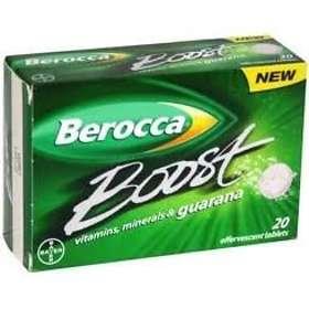 Bayer Berocca Boost 20 Effervescent Tablets