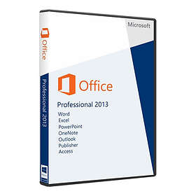 Microsoft Office Professional 2013 Sve (ESD)