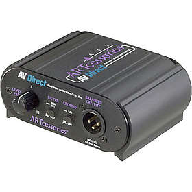 ART Pro Audio AV Direct