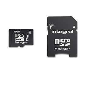 Integral UltimaPro microSDHC Class 10 UHS-I U1 40MB/s 16GB