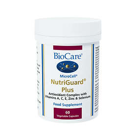 BioCare MicroCell NutriGuard Plus 60 Kapslar
