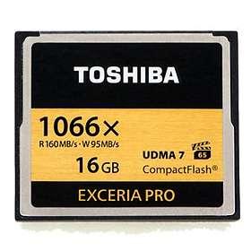 Toshiba Exceria Pro Compact Flash 1066x 16GB