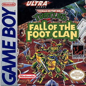 Teenage Mutant Ninja Turtles: Fall of the Footclan (GB)