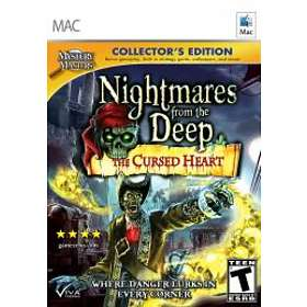 Nightmares From the Deep: The Cursed Heart - Collector's Edition (Mac)