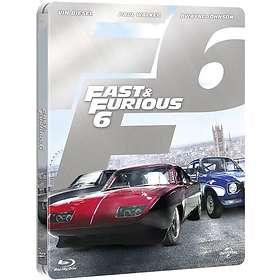 Fast & Furious 6 - SteelBook (UK)