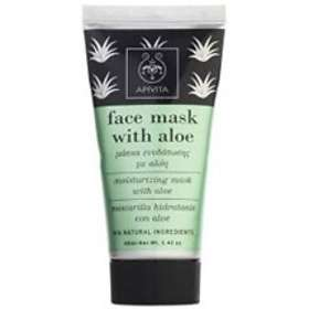 Apivita Face Mask With Aloe 40ml