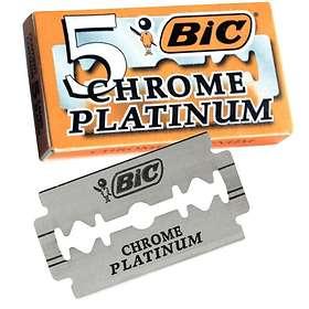 Bic Chrome Platinum Double Edge 5-pack