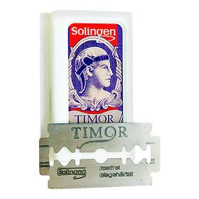 Timor Solingen Double Edge 10-pack