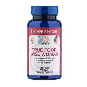 Higher Nature True Food Wise Woman 30 Kapslar