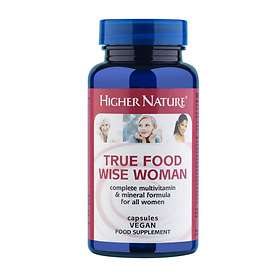 Higher Nature True Food Wise Woman 90 Kapslar
