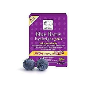 New Nordic Blue Berry Eyebright Plus 30 Tabletter