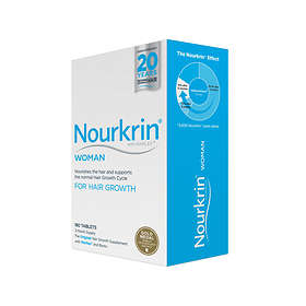 Nourkrin Extra Strength Hair Recovery Starter Pack 180 Tabletit