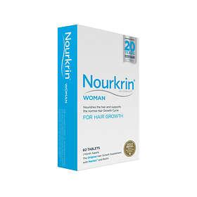 Nourkrin Hair Loss Programme Woman 60 Tabletit