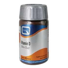 Quest Vitamins Vitamin D3 180 Tabletter