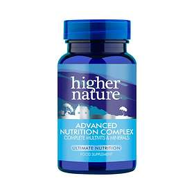 Higher Nature Advanced Nutrition Complex 180 Tabletter