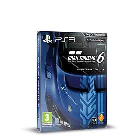 Gran Turismo 6 - Anniversary Edition (PS3)