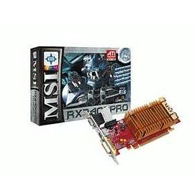 MSI RX2400PRO-TD256EH DRIVERS WINDOWS 7