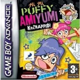 Hi Hi Puffy AmiYumi: Kaznapped! (GBA)