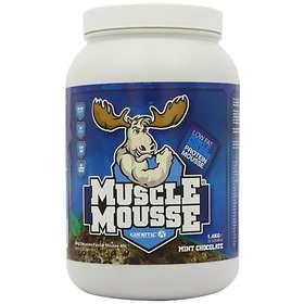 Genetic Supplements Muscle Mousse Butterscotch 2kg