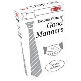 Tactic The Little Game of Manners (pocket)