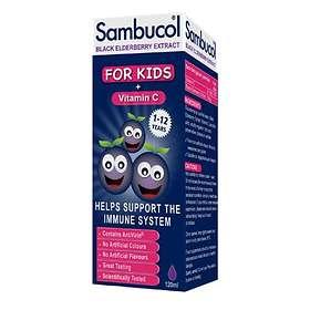 Sambucol For Kids Plus Vitamin C 120ml