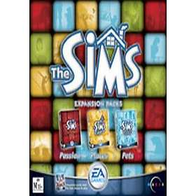 The Sims Triple Expansion Collection Vol. 1