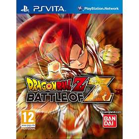 Dragon Ball Z: Battle of Z (PS Vita)