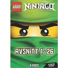 Lego Ninjago Box