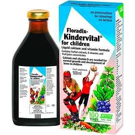 Salus Floradix Kindervital For Children 500ml