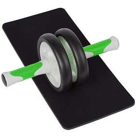 Ultrasport Knee Pad Exercise Ab Wheel