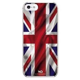 White Diamonds Flag for iPhone 5/5s/SE