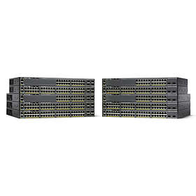 Cisco Catalyst 2960X-48FPS-L