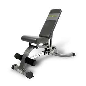 Bodymax CF328 Deluxe Flat, Incline, Decline Utility Bench