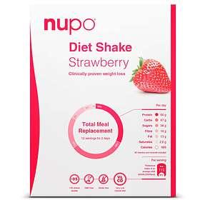 Nupo Diet Shake 0,032kg 12stk