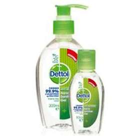 how to open dettol hand sanitizer