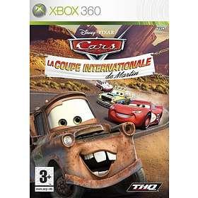 Cars Mater-National (Bilar: Bärgarns Int. Race)