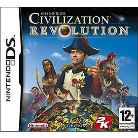 Civilization Revolution (DS)